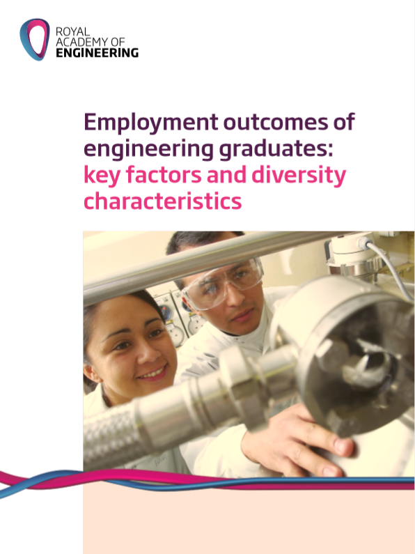 Employment outcomes of engineering graduates: key factors and diversity characteristics