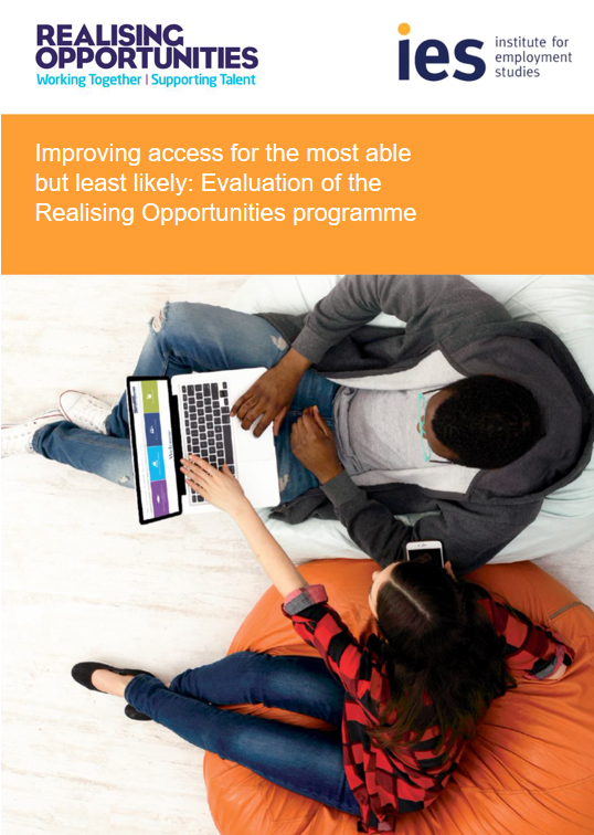 Evaluation of the Realising Opportunities Programme