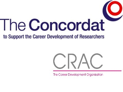 The Concordat and CRAC logos