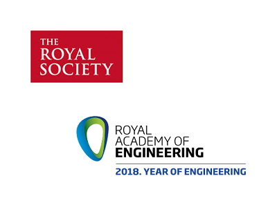 Link to news article about new research project for the Royal Society and Royal Academy of Engineering