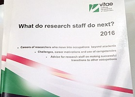 Photo of What Do Researchers Do Next report